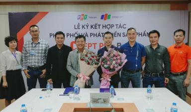 FPT Telecom bắt tay Synnex FPT phân phối và phát triển sản phẩm FPT PlayBox