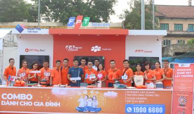 Viễn thông FPT tham gia Ngày Thẻ Việt Nam